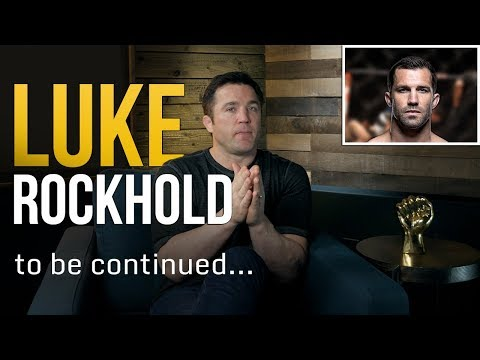 Was prime Luke Rockhold the middleweight GOAT?