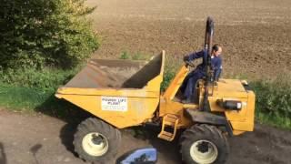 Mini Digger & Dumper Hire Essex - Power Lift Plant