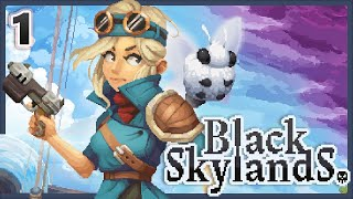 The Boys set sail in the world's first open world skypunk adventure!