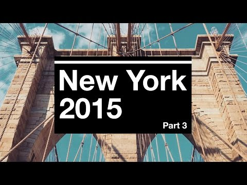 New York Vlog - Part 3 - Brooklyn to Bushwick