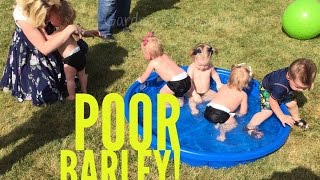 THE END OF A BIRTHDAY PARTY TAKES A SAD UNEXPECTED TWIST