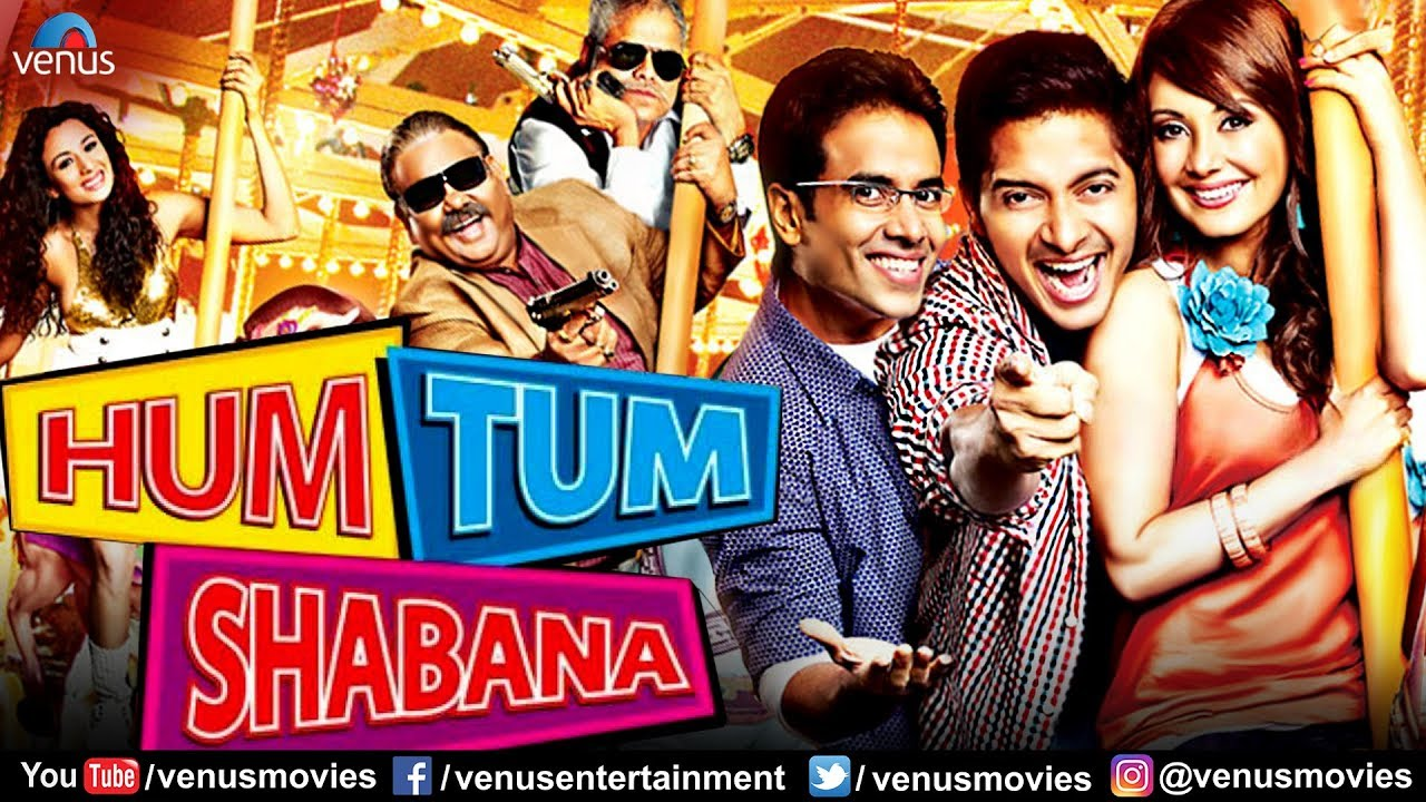 Download Hum Tum Shabana   Hindi Comedy Movies   Full Hindi Movie   Tusshar Kapoor   Shreyas Talpade