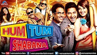 Hum Tum Shabana | Hindi Comedy Movies | Full Hindi Movie | Tusshar Kapoor | Shreyas Talpade