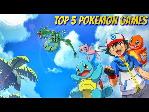 Top 5 Games Like Pokemon Go For Android 2019 | Pokemon Games