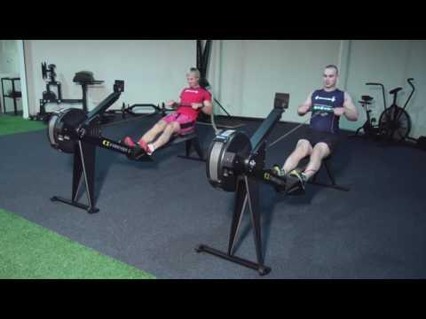 Функциональное многоборье в фитнес клубе De-Vision Sport