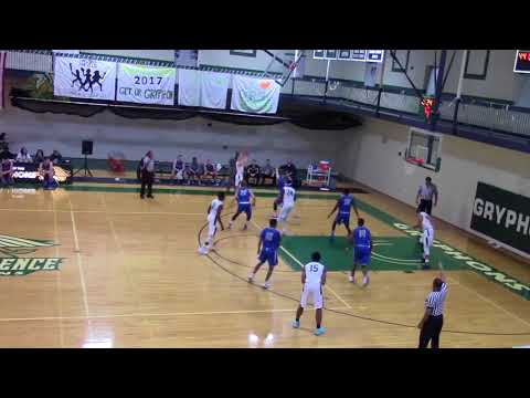 Sarah Lawrence MBB v. Merchant Marine (Homecoming 2017)