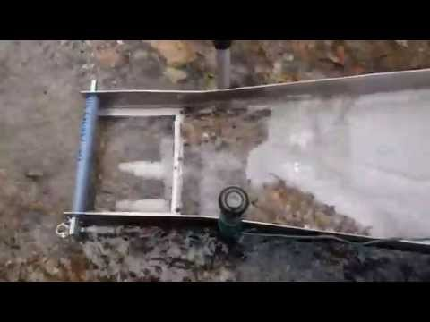 My Latest DIY Fluid Bed Sluice Build for Gettin' Da Gold!!