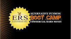 Full Training Day 1 ERS Bootcamp for Alternative Lending & Hard Money