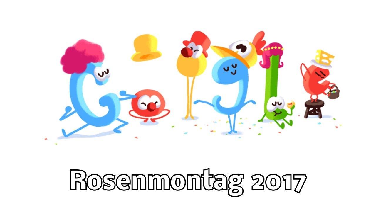 Rosenmontag 2017