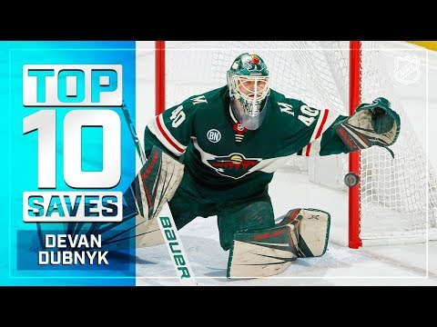 Top 10 Devan Dubnyk saves from 2018-19