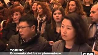 Torino: Economia del lusso piemontese - GRP Televisione