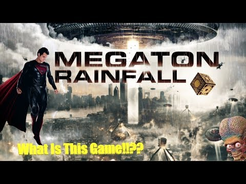 Megaton Rainfall Review - What the Heck is this Game??!!