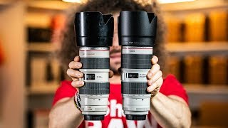 Canon 70-200 f2.8 IS III Review | Better than Nikon, Sony, Sigma & Tamron Versions