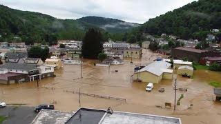 Deadly floods trigger state of emergency in West Virginia