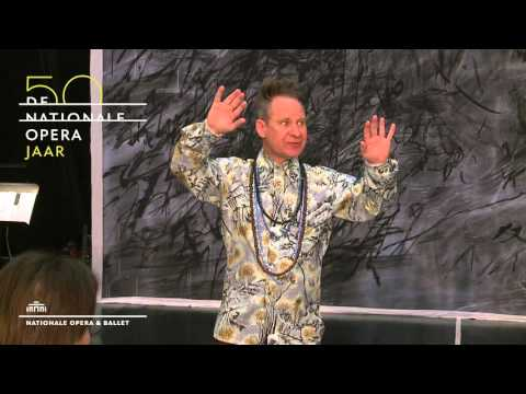 Only the Sound Remains: Peter Sellars (Full) - Dutch National Opera