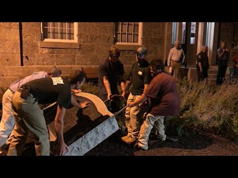 Maryland County Removes Confederate Memorial