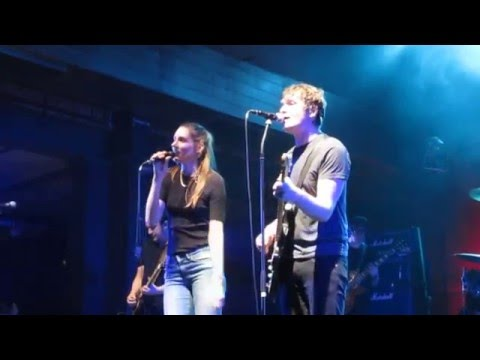 Madsen - So cool bist du nicht feat. Lisa Who Live @ Leipzig, Werk 2 04.03.2016 HD mp3