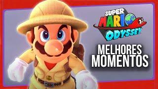 SUPER MARIO ODYSSEY - Melhores Momentos | BRKsEDU