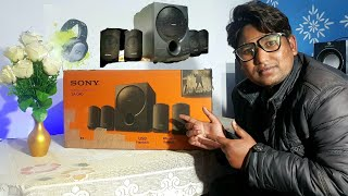 Sony SA-D40 UNBOXING (KILLER BUDGET HOME THEATRE)
