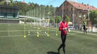 Goalkeeper training camp -Belgrade 2016