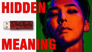 Hidden Meaning in G-Dragons Kwon Ji Yong Album  Review