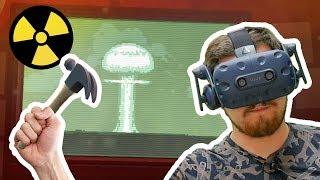 NIGDY NIE DAWAJ MI MŁOTKA... - Please, Don't Touch Anything VR
