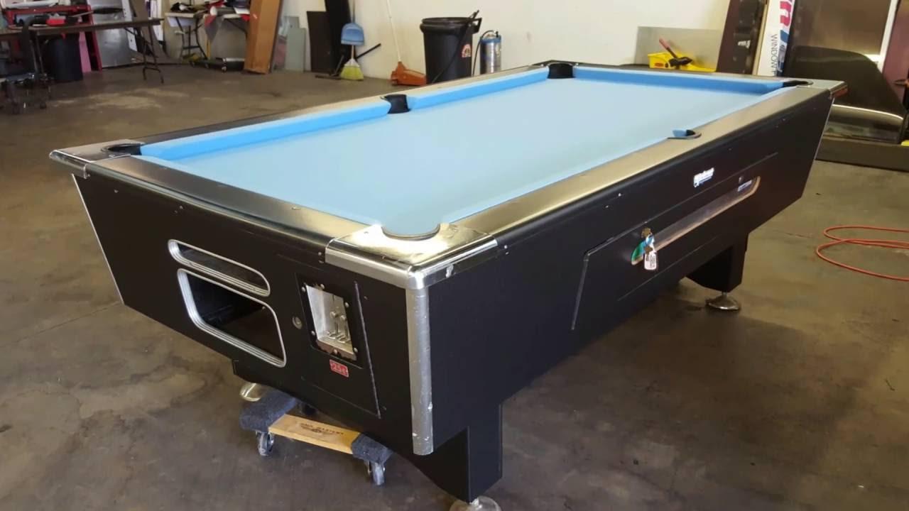 POOL TABLE VINYL WRAP GALAXY BLACK YouTube - Pool table wraps