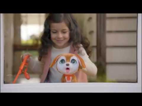 FurReal Poopalots - interaktiv hundehvalp