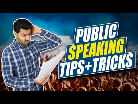 BEST TIPS TO GET OVER YOUR FEAR OF PUBLIC SPEAKING|™Rmit Sharma-OFFICIAL #Stage fear
