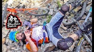 Mountain Biking is HARD Like Rock // The Singletrack Sampler