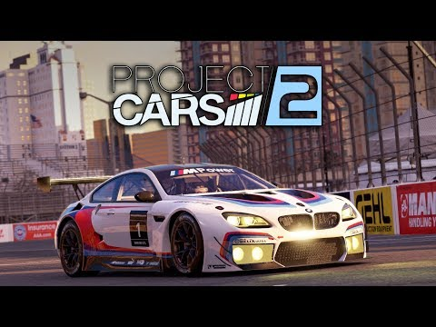 Project CARS 2 WIP | BMW M6 GT3 @ Long Beach Street Circuit