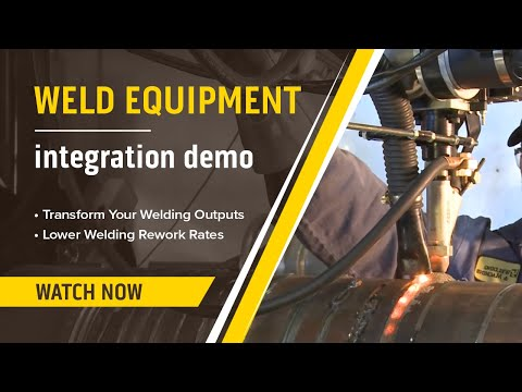 Welding Automation Systems & Equipment (Review & Demonstrations)