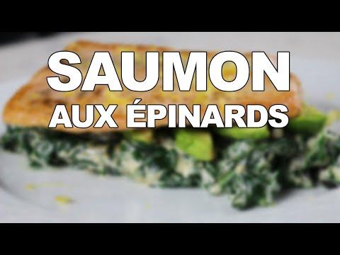 saumon-aux-épinards-et-mascarpone-pour-un-dîner-nourrissant,-rapide-et-100-%-kéto
