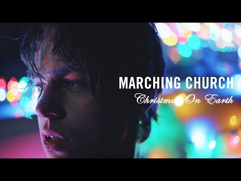 "Marching Church - ""Christmas on Earth"" (Directed by Sky Ferreira)"
