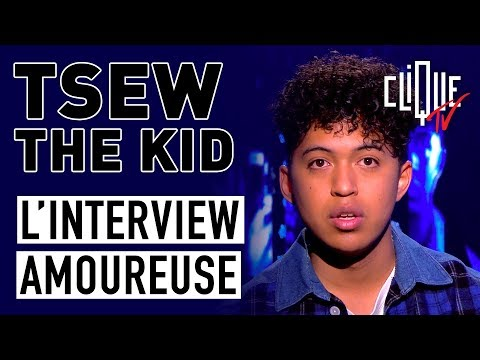 Youtube: Tsew The Kid : L'interview amoureuse