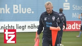 """Löwen-Coach Benno Möhlmann: """"Schwachsinnig bin ich noch nicht"""""""