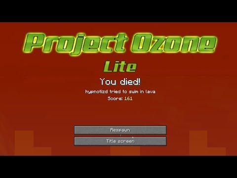 Project Ozone Lite - ADVENTURE [E04] (HermitCraft Server Modded Minecraft Sky Block)