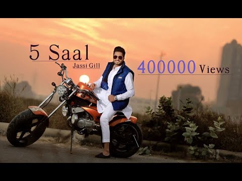 5 Saal | Jassi Gill | Parmish Verma | Desi Crew | Official Full Song | Latest Punjabi Songs 2017