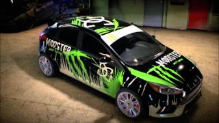 nfs 2015 pc gameplay (modifying ford focus)