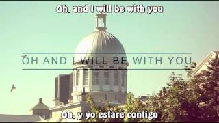 Passenger - Anywhere subtitulada al español / Lyrics