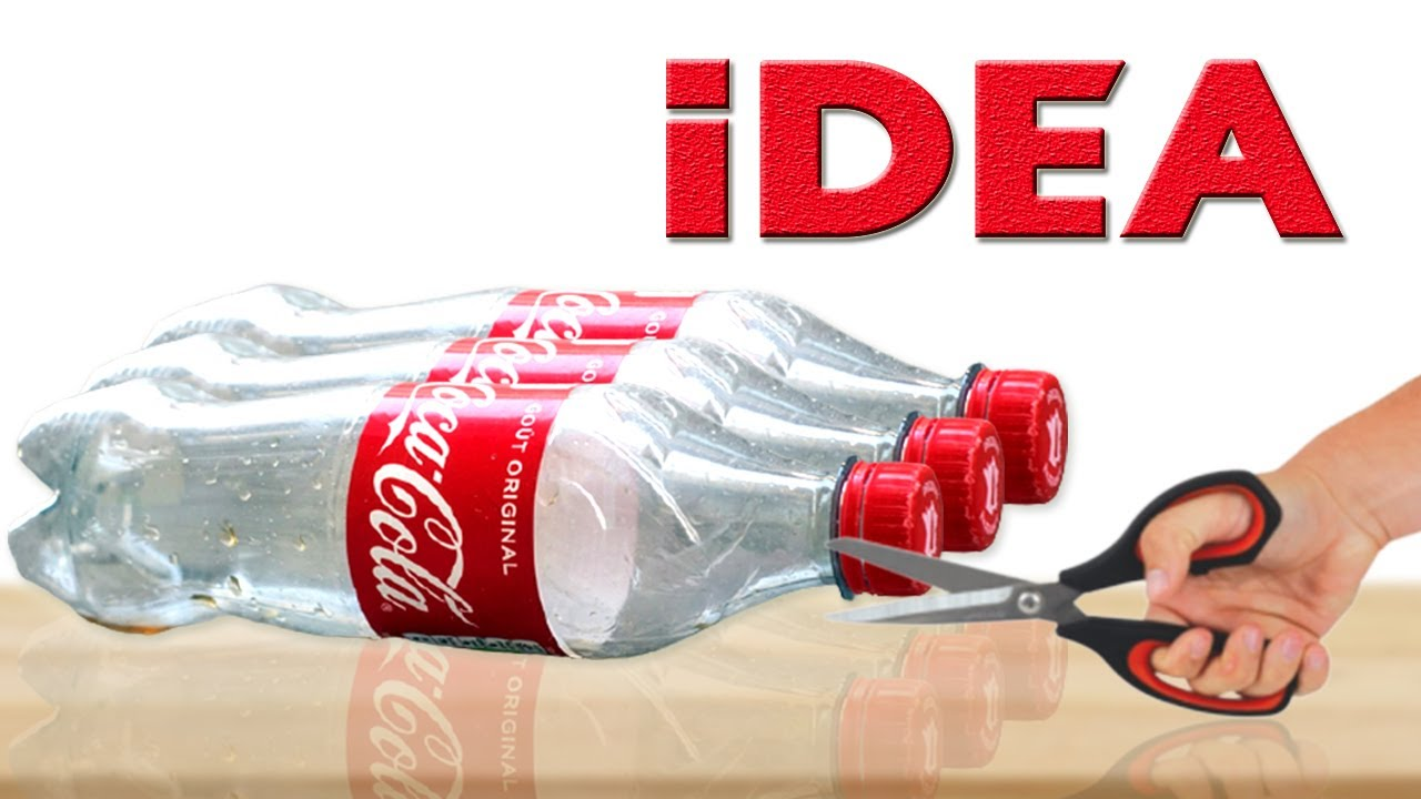 Plastic Bottle Craft Ideas | Best out of waste Idea | Useful Things from Plastic Bottle