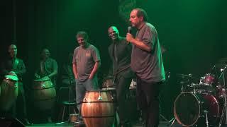 La 62 una nueva cuerda de tambores