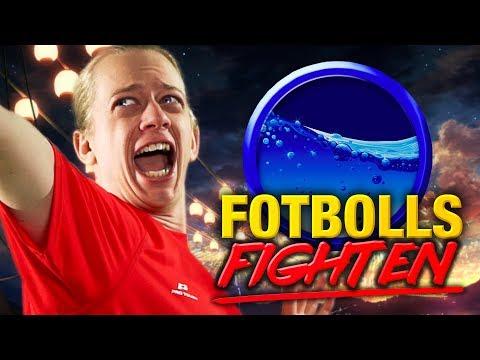 Fotboll i Vatten | Fotbollsfighten med IJWTBC