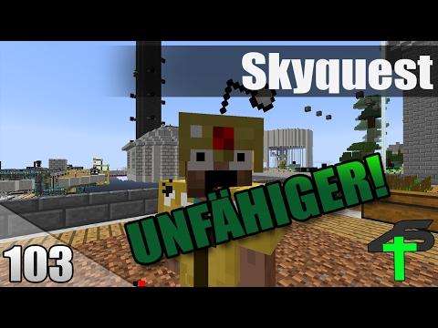 UNFÄHIG! | Skyquest | #103 | Items4Sacred Mit Balui und Earliboy [GER]