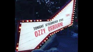 2018-09-04 | Ozzy Osbourne | Paranoid | Budweiser Stage | Toronto, ON