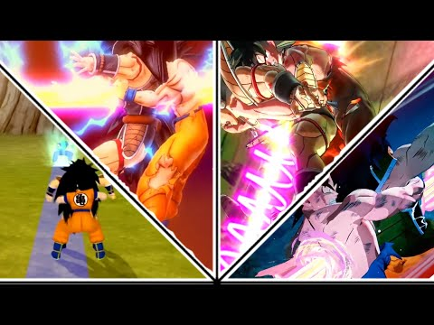 Goku's Death By Special Beam Cannon In All Dragon Ball Games |