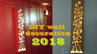 2018 Top Wall Decor Diy,bed room Decor Idea,lighting,Best Wall Decoration Ideas,Wall Art,Art 4 Craft