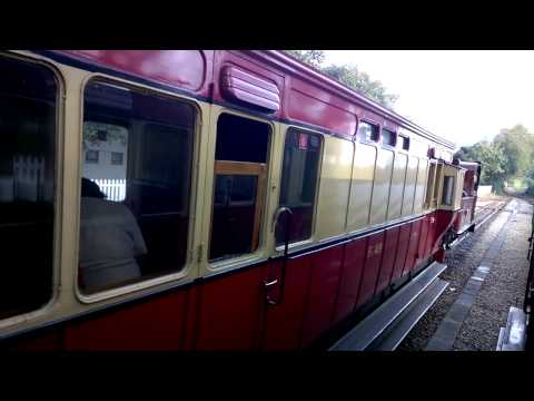 Steam Railway - Isle of Man - Saverio Pepe