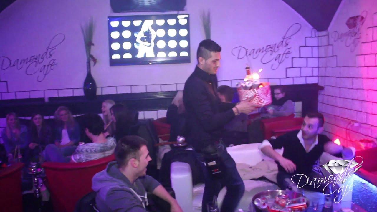 diamonds cafe promovideo 2015 - Violet Cafe 2015
