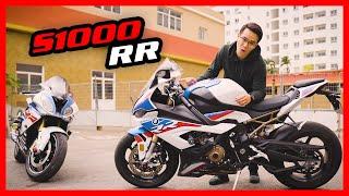 PKL - So sánh hai xe mô tô HOT nhất Việt Nam giá hơn 1 tỷ đồng (BMW S1000RR 2018 and 2020)